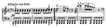 Beethoven Sonata, Op. 53