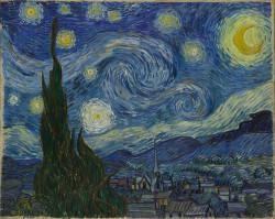 Van Gogh's The Starry Night