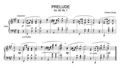 Chopin_Prelude_7